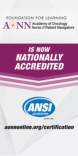 AONN is ANSI Certified